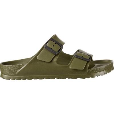 ビルケンシュトック Birkenstock レディース サンダル・ミュール シューズ・靴 Arizona Essentials EVA Sandals Khaki