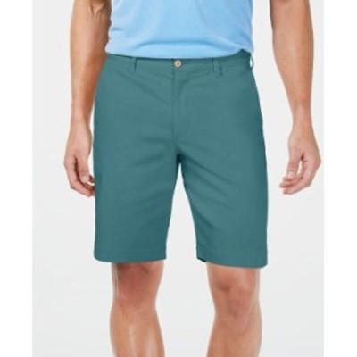 トッミーバハマ メンズ ハーフパンツ・ショーツ ボトムス Men's 10 Boracay Chino Shorts  Blue Chaise