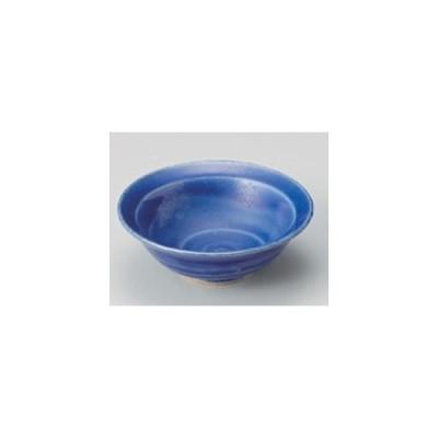 和食器 / 小鉢 中 ルリ釉渕付小鉢 寸法:12.2 x 4.3cm 土物