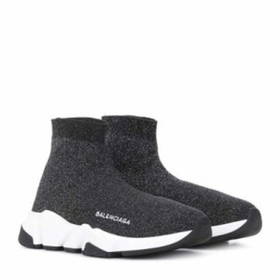 バレンシアガ スリッポン・フラット Speed Trainer sneakers Noir