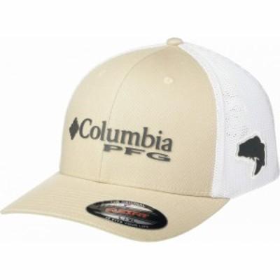 コロンビア Columbia レディース キャップ 帽子 PFG Mesh(TM) Ballcap Fossil/Grill/White/Bass