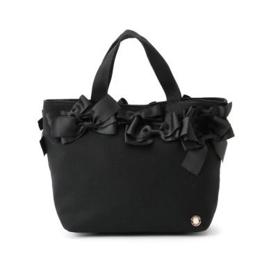 Couture brooch / 【メニーリボンシリーズ】メニーリボントート WOMEN バッグ > トートバッグ