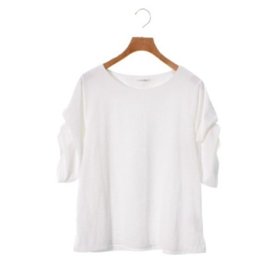 le coeur blanc ル クール ブラン Tシャツ・カットソー レディース