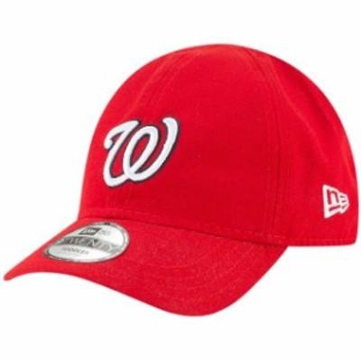 New Era ニュー エラ スポーツ用品  New Era Washington Nationals Infant Red My 1st 9TWENTY Adjustable Hat