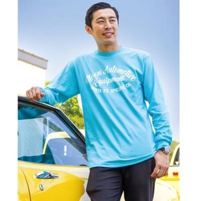 35%OFF ムーンアイズ MOON Automotive ロングスリーブ Tシャツ