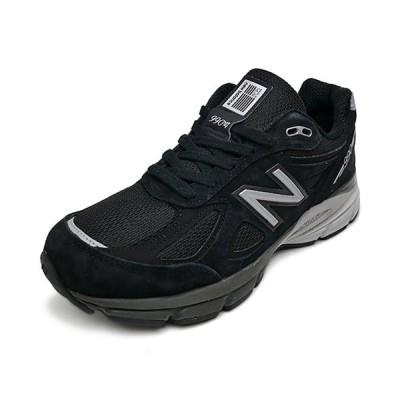 スニーカー ニューバランス NEW BALANCE W990BK4 ブラック NB メンズ レディース シューズ 靴 Made In USA アメリカ製