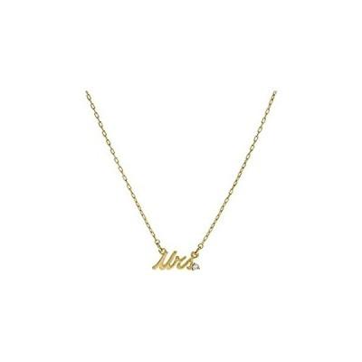 特別価格Kate Spade New York Say Yes Mrs. Necklace Clear/Gold One Size好評販売中