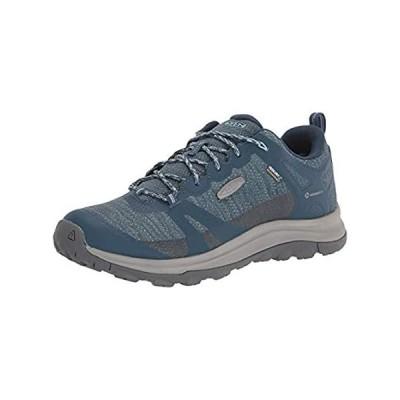 KEEN womens Terradora 2 Waterproof Low Height Hiking Shoe, Tapestry/Blue Gl