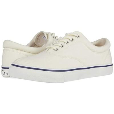 ポロ・ラルフローレン Harpoon メンズ スニーカー 靴 シューズ Chic Cream Washed Canvas