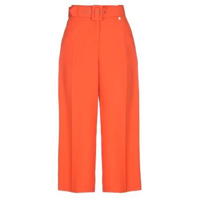 FLY GIRL パンツ オレンジ 40 ポリエステル 95% / ポリウレタン 5% パンツ