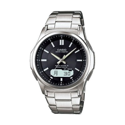 カシオ ウェーブセプター 腕時計 電波 ソーラー CASIO wave ceptor メンズ レディース 防水 国内正規品