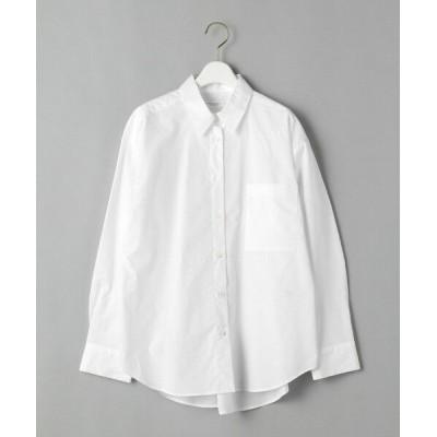 BEAUTY&YOUTH UNITED ARROWS/ビューティ&ユース ユナイテッドアローズ BY コットンタイプライターレギュラーカラーシャツ WHITE FREE