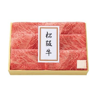 【お歳暮】松阪牛 すき焼・焼肉用【三越伊勢丹/公式】