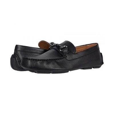 Kenneth Cole Reaction ケネスコール メンズ 男性用 シューズ 靴 オックスフォード 紳士靴 通勤靴 Dawson Bit Driver - Black
