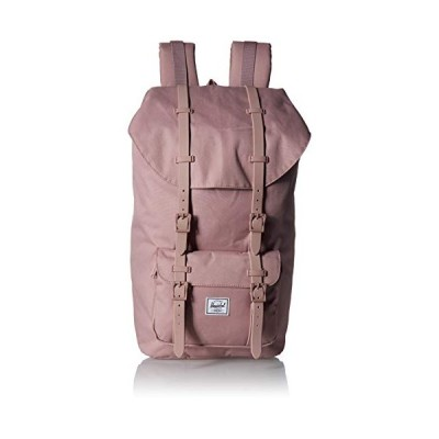 Herschel Little America Laptop Backpack, Ash Rose, Classic 25.0L 並行輸入品