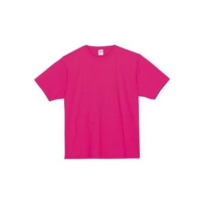 [プリントスター] 半袖 7.4オンス HVT スーパーヘビー Tシャツ ホットピンク 日本 S (日本サイズS相当)