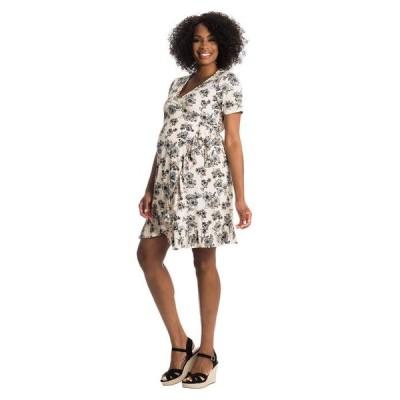 エヴァリーグレー レディース ワンピース トップス Araceli Maternity/Nursing Dress