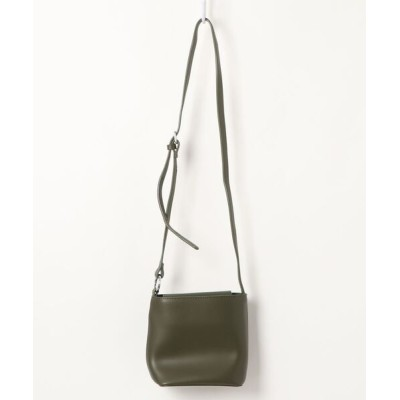 STYLEBLOCK / PUレザーミニショルダーバッグ WOMEN バッグ > ショルダーバッグ