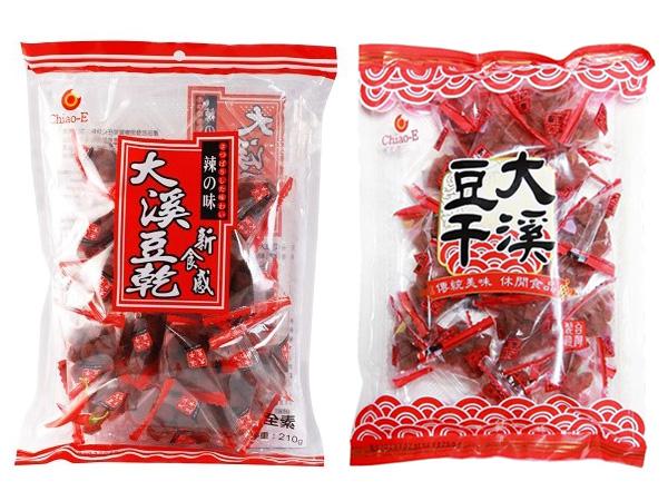Chiao-E 巧益~大溪豆乾(210g/230g) 款式可選【D138820】