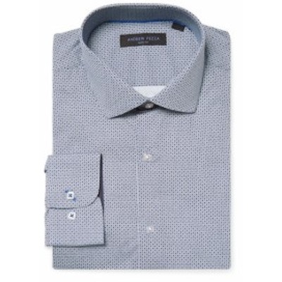 アンドリューフェザ Men Clothing Barrel Dress Shirt