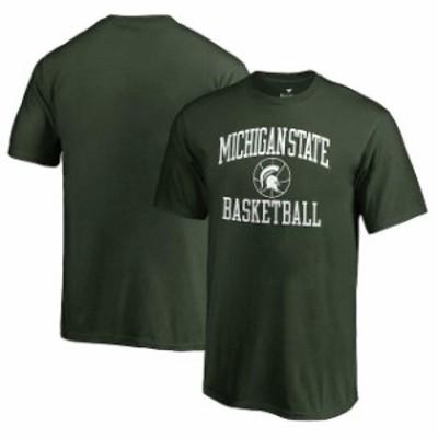 Fanatics Branded ファナティクス ブランド スポーツ用品  Fanatics Branded Michigan State Spartans Green Team In B