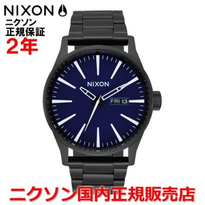 国内正規品 NIXON ニクソン 腕時計 メンズ レディース Sentry SS 42mm セントリーSS A3562668-00