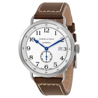 腕時計 ハミルトン NEW Hamilton Navy Pioneer Men's Automatic Watch - H78465553