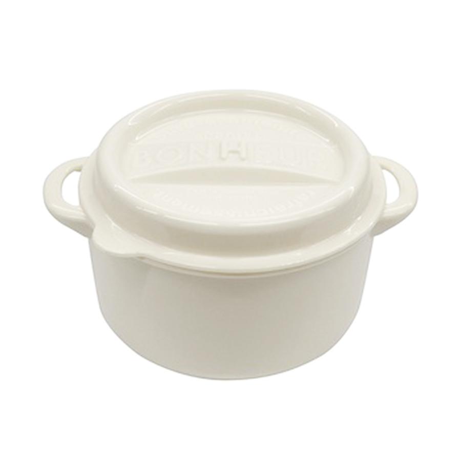 日本製鑄鐵鍋造型保存容器(LL)550ml