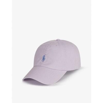 ラルフ ローレン POLO RALPH LAUREN メンズ キャップ ベースボールキャップ 帽子 Classic Pony baseball cap PURPLE