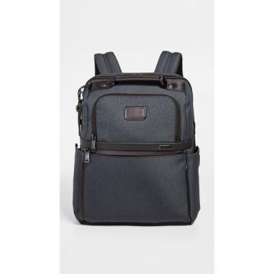 トゥミ Tumi メンズ バックパック・リュック バッグ Alpha Slim Solutions Brief Backpack Anthracite