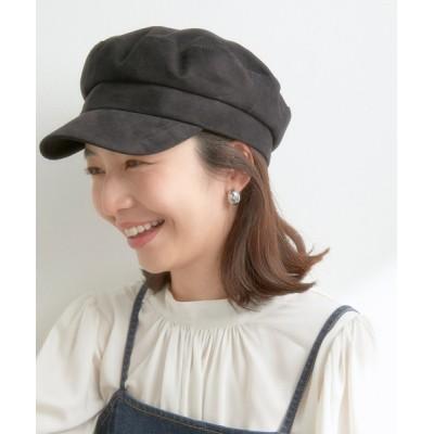 ViS / 素材いろいろ、アソートテキスタイルキャスケット WOMEN 帽子 > キャスケット