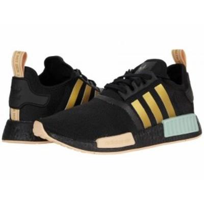 adidas Originals アディダス レディース 女性用 シューズ 靴 スニーカー 運動靴 NMD_R1 Core Black/Gold Metallic/Halo【送料無料】