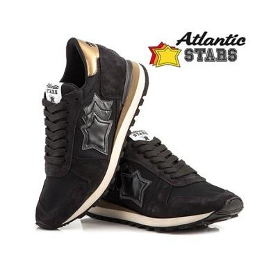 Atlantic STARS スニーカー / Argo Nero  / 取寄品