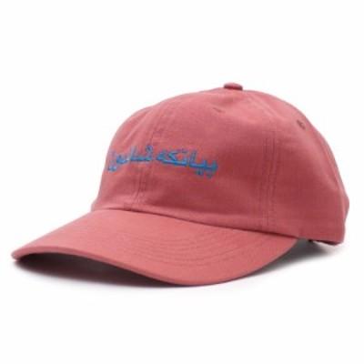 ビアンカシャンドン Bianca Chandon Arabic Logotype 6-Panel Polo Hat キャップ CORAL コーラル メンズ 420000309013 ヘッドウェア