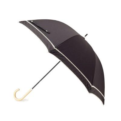 ITS' DEMO(イッツデモ) because 晴雨兼用ドット&ピコレース長傘