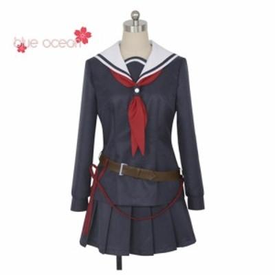 武装少女マキャヴェリズム 鬼瓦輪  風   コスプレ衣装  cosplay  cos 変装 仮装
