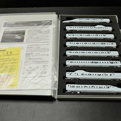 TOMIX 98925 JR N700 8000系 山陽・九州新幹線 くまモン&くろちゃん セット