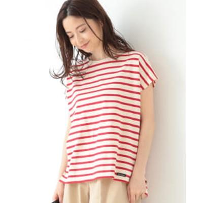 Le minor / 別注 DEBARDEUR キャップスリーブ Tシャツ