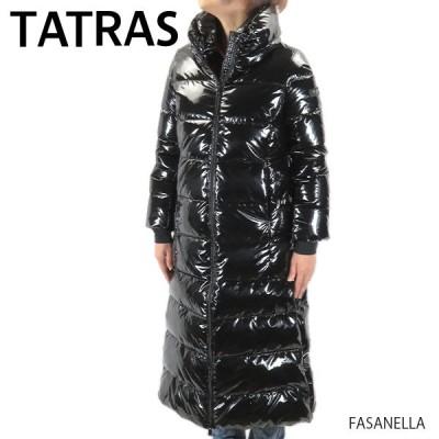TATRAS タトラス FASANELLA ファサネラ ダウンコート ロング丈 レディース LTLA20A4175-D ブラック 01