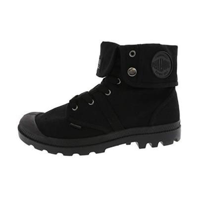 パラディウム Men's Pallabrouse Baggy Black/High-Top Canvas Boot - 12M 並行輸入品
