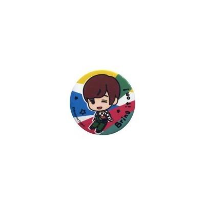 中古バッジ・ピンズ(男性) 保住有哉(背景:カラフル) 缶バッジ 「Kiramune Presents SparQle