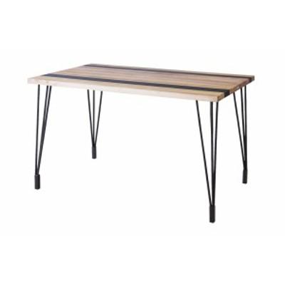 単品 ダイニングテーブル ダイニング用テーブル 食卓テーブル 机 ナチュラル  送料無料
