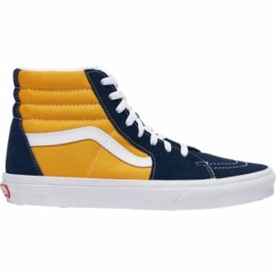 ヴァンズ Vans メンズ スケートボード シューズ・靴 Sk8 Hi Dress Blues/Saffron