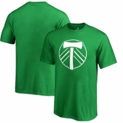 Fanatics Branded ファナティクス ブランド スポーツ用品  Fanatics Branded Portland Timbers Youth Kelly Green St. Patricks Day Whit