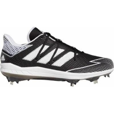 アディダス メンズ スニーカー シューズ adidas Men's Afterburner 7 Metal Baseball Cleats Black/White