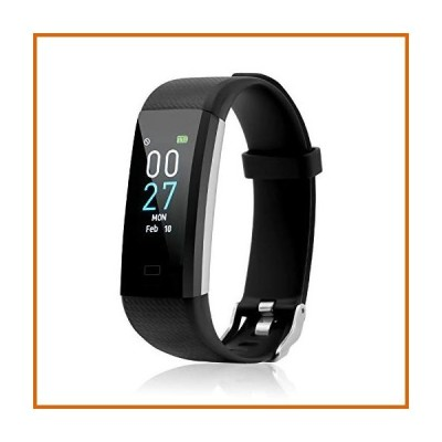 送料無料 Fitness Tracker with Blood Pressure Heart Rate Sleep Monitor Temperature Monitor, Activity Tracker Smart Watch Pedometer Step C