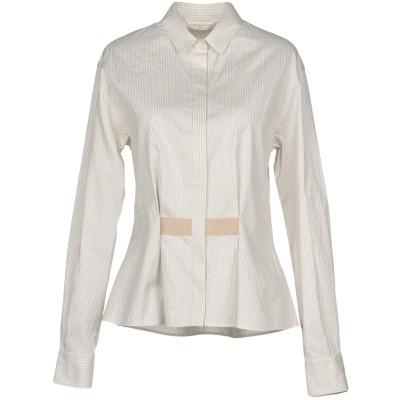 GUGLIELMINOTTI シャツ ホワイト 44 コットン 100% シャツ