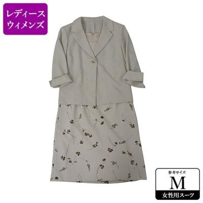 LAVANNOR スーツ レディース 9号程度/Mサイズ程度 ベージュ ワンピーススーツ 女性用 中古 WCDA07