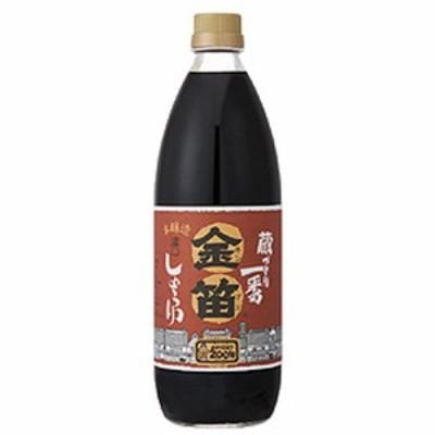 醤油(濃口) 1000ml  【金笛】