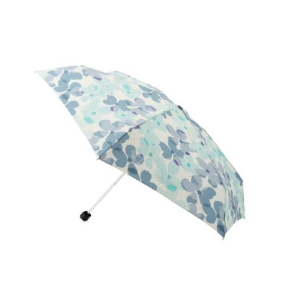 ITS' DEMO(イッツデモ) Wpc. クレマチス継続はっ水折り畳み傘(晴雨兼用)